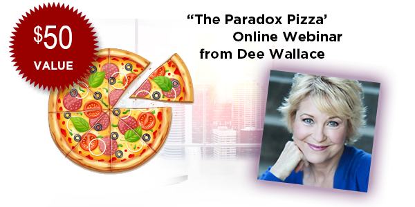 The Paradox Pizza with actress/author Dee Wallace
